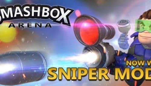 Smashbox Arena - VRoom