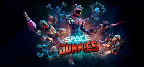 Space junkies arcade - VRoom
