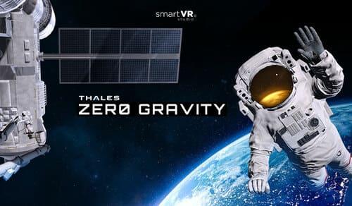 Thales-Zero-Gravity - VRoom
