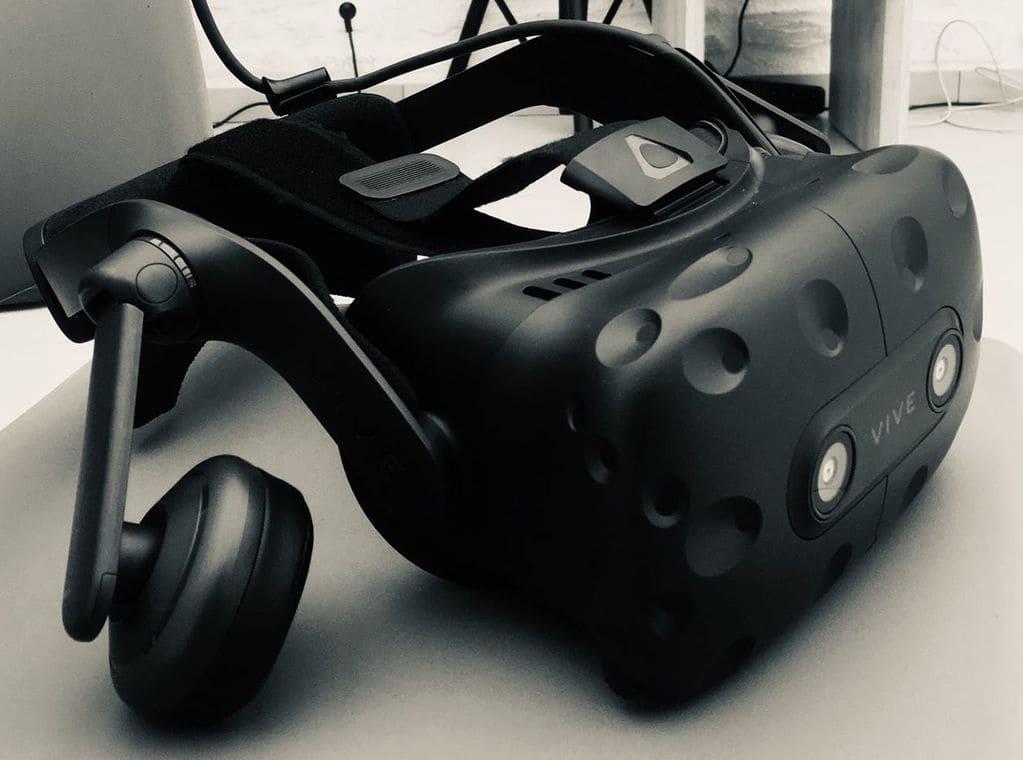VRoom - Casque réalité virtuelle