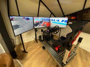 Race Room - Simulateur de course professionnel - VRoom Chauny