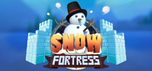Snow Fortress - VR - VRoom