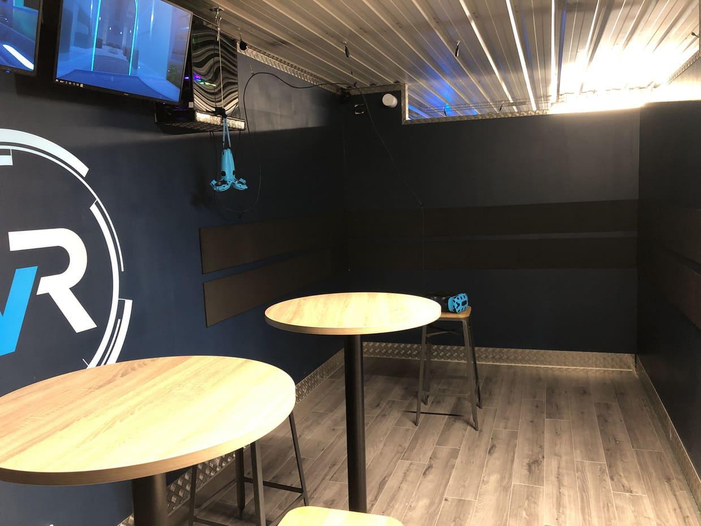 VRoom salle de jeux en VR - myvroom.fr